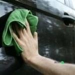 تمیز کردن اتومبیل با روش های عجیب