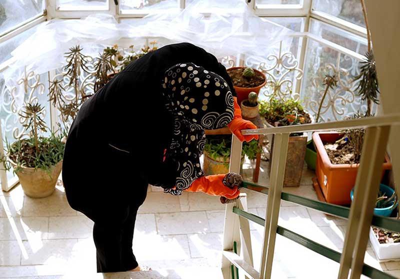 روش های خانه تکانی عید نوروز
