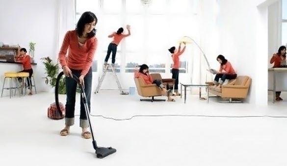 خانه تکانی و نظافت در عید و آلودگی هوا | ارتباط خانه تکانی با آلودگی هوا