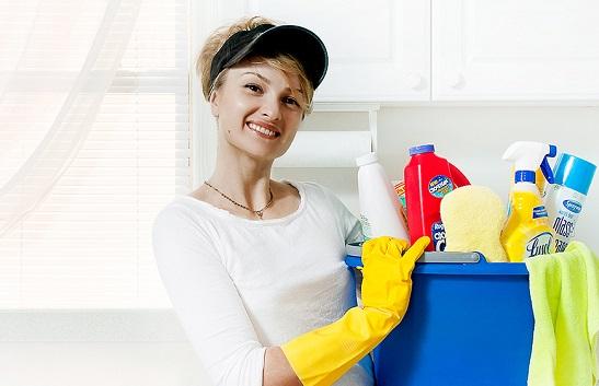 راه های نظافت داخل منزل چیست؟