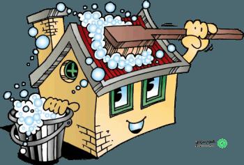نظافت منزل ، ترفندها، نکات، راه و روش ها