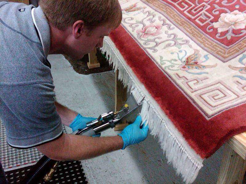شستشوی فرش در قالیشویی تهران