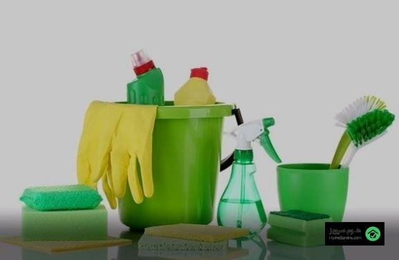 لیست بهترین نکات نظافت منزل
