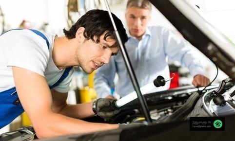 هزینه تعمیرات خودرو
