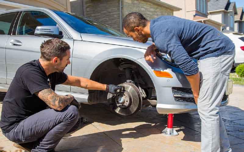 هزینه تعمیرات خودرو انژکتوری
