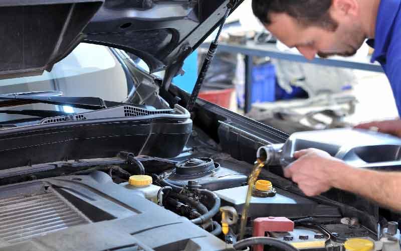 سرویس تعمیرات خودرو در تهران