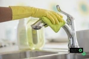 خدمان نظافتی و تعمیراتی