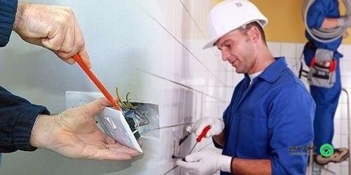 برق کاری در ساختمان