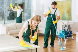 خدمات نظافتی داخل منازل
