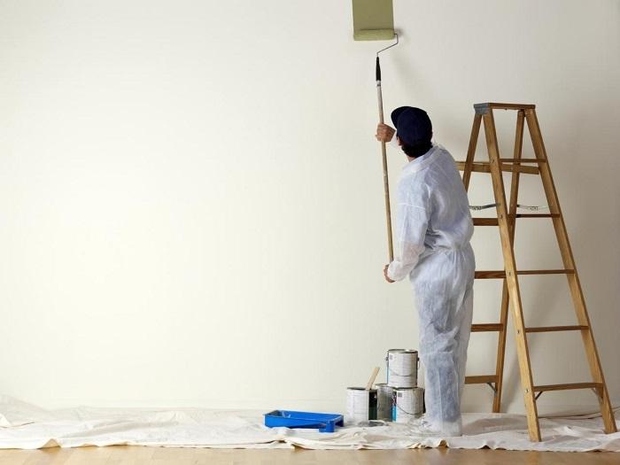 اصول نقاشی و رنگ آمیزی ساختمان