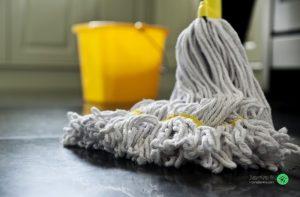 نظافت منزل روزانه