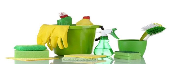 نظافت داخل منزل با کارگر موردی