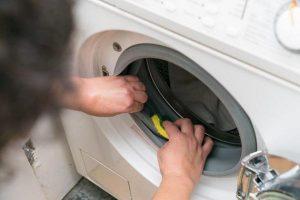تعویض قطعات لباسشویی