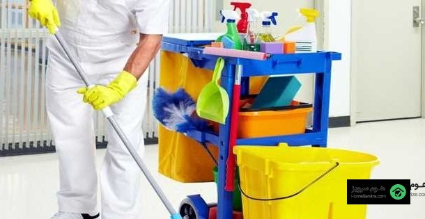 نظافت راه پله و مشاعات ساختمان ضرورتی که نباید نادیده گرفت