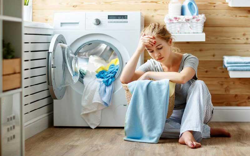 نکات نگهداری از لباسشویی
