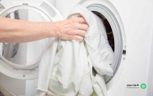 شستشوی لباس های سفید