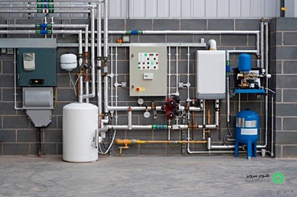 آنچه باید در مورد سیستم لوله کشی ساختمان بدانید