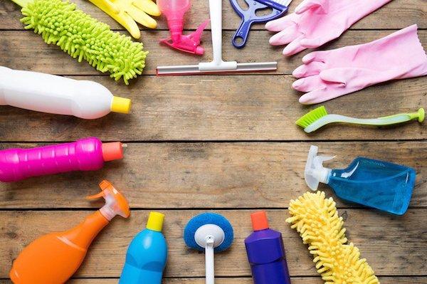 نظافت منزل و ترفند های جذاب برای تمیز کردن وسایل