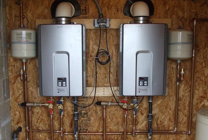 استفاده از پکیج در سیستم گرمایشی