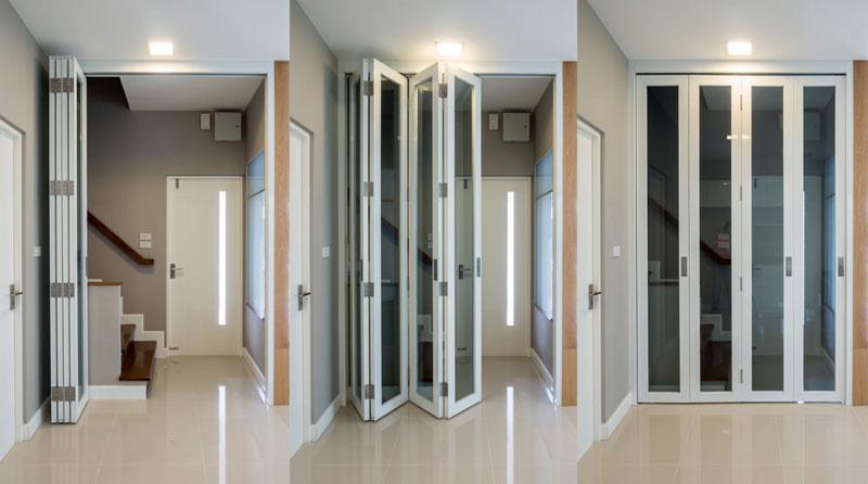 انواع درب و پنجره یو پی وی سی