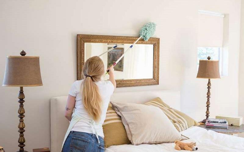 نیروی نظافتی برای خانهتکانی عید