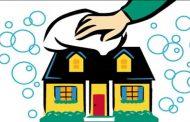 سفارش نیروی نظافتی برای خانهتکانی