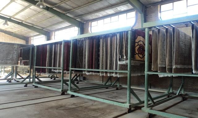 خشک کن قالیشویی