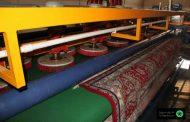 خدمات قالیشویی مکانیزه با دستگاه قالیشویی تمام اتوماتیک