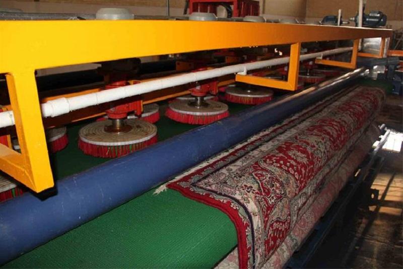 خدمات قالیشویی مدرن