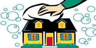 نظافت منزل و تمیزکاری ها