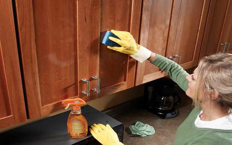 ترفندهای تمیز کردن خانه کوچک