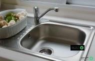 نظافت سینک ظرفشویی با چند ترفند ساده