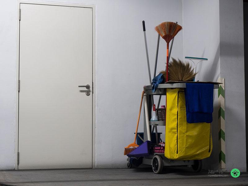 جامع ترین شرکت خدمات نظافت تهران