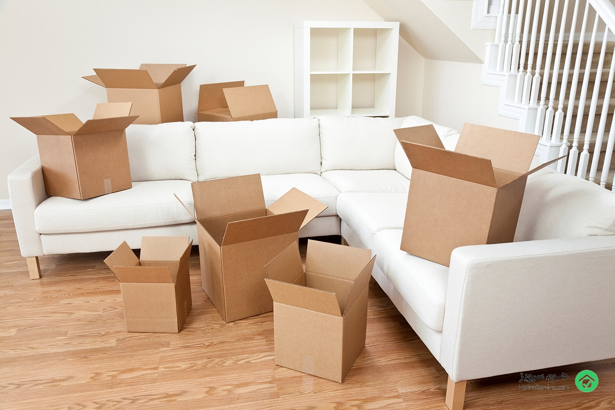 Packing Moving-House