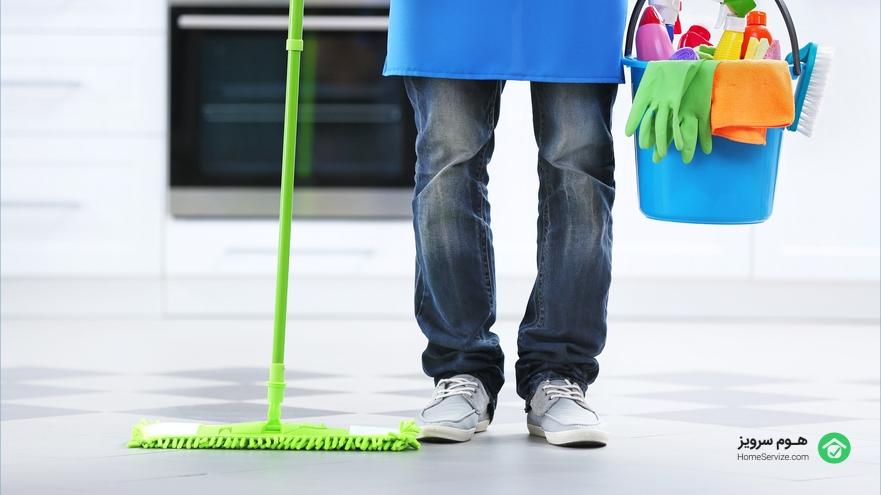 قیمت گذاری شرکت خدمات نظافت