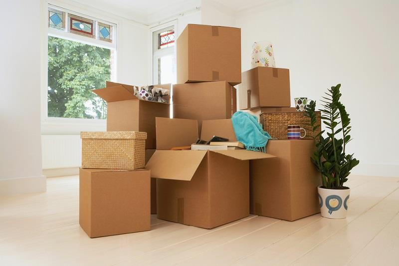 وسایل بسته بندی لوازم خانه