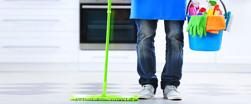 شرکت خدمات نظافت اداری
