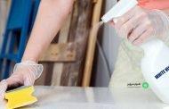 ترفندهای نظافت منزل با سرکه سفید