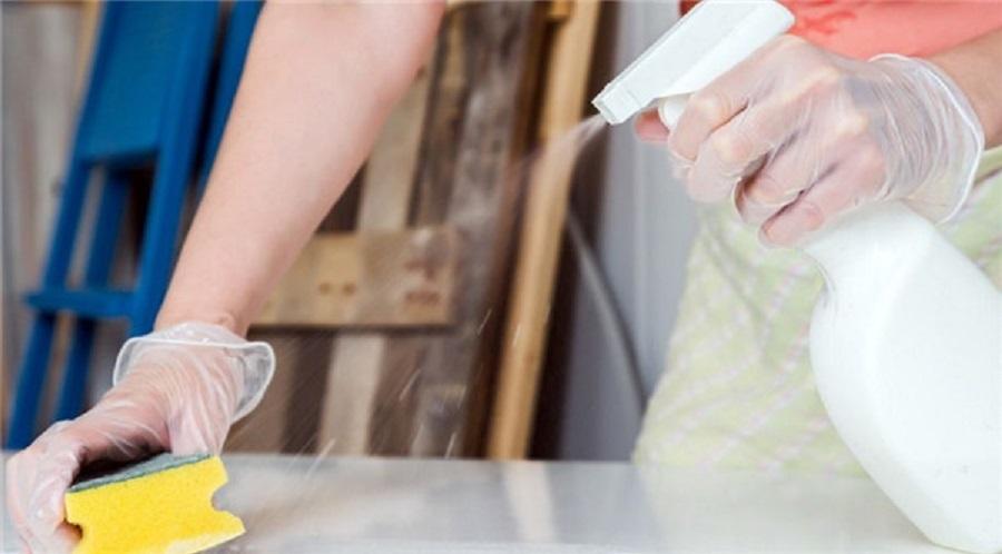 Photo of ترفندهای نظافت منزل با سرکه سفید