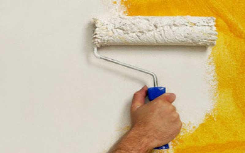 خدمات رنگ و نقاشی ساختمان ارزان