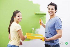 هزینه نقاشی ساختمان