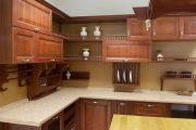 طراحی کابینت آشپزخانه و ساخت کمد دیواری در هوم سرویز