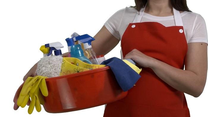دستمزد کارگر نظافت منزل