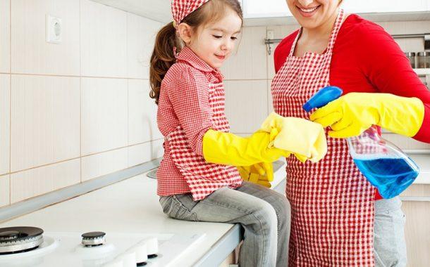 نظافت منزل غرب تهران با کیفیت استثنایی