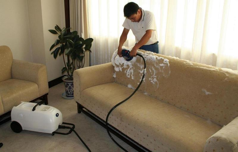 هزینه شستشوی مبل در تهران