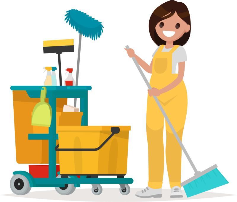 نظافت منزل توسط خانم غرب تهران