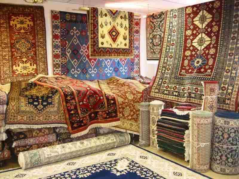 هوم سرویز بهترین قالیشویی تهران