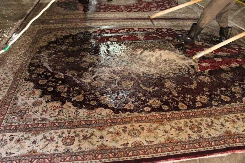 قیمت بهترین قالیشویی تهران