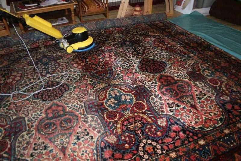 هزینه بهترین قالیشویی تهران