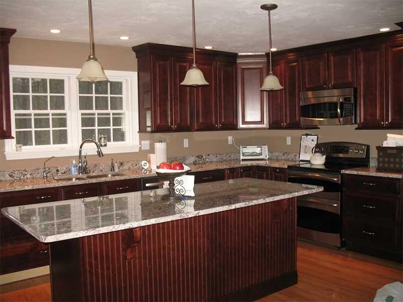 طراحی جدید کابینت آشپزخانه سفید